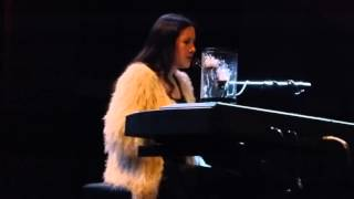 Vanessa Carlton - White Houses, World Cafe Live, Philadelphia, 12/09/2015
