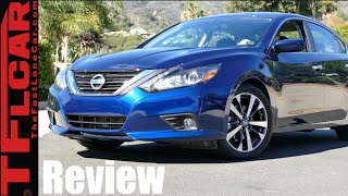 2016 Nissan Altima First Drive Review: New Maxima Biggie-Me