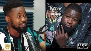 Roody RoodBoy and Kenny en direct nan show Guy Wewe A sou Visa Fm 88.1