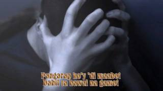 Bawal Na Gamot Garte Lyrics