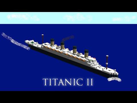 RMS Titanic II Horn Sound