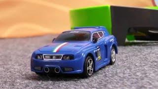 Carros para niños - Coches de carreras para niños - Mersedes Benz - Speedy y Bussy