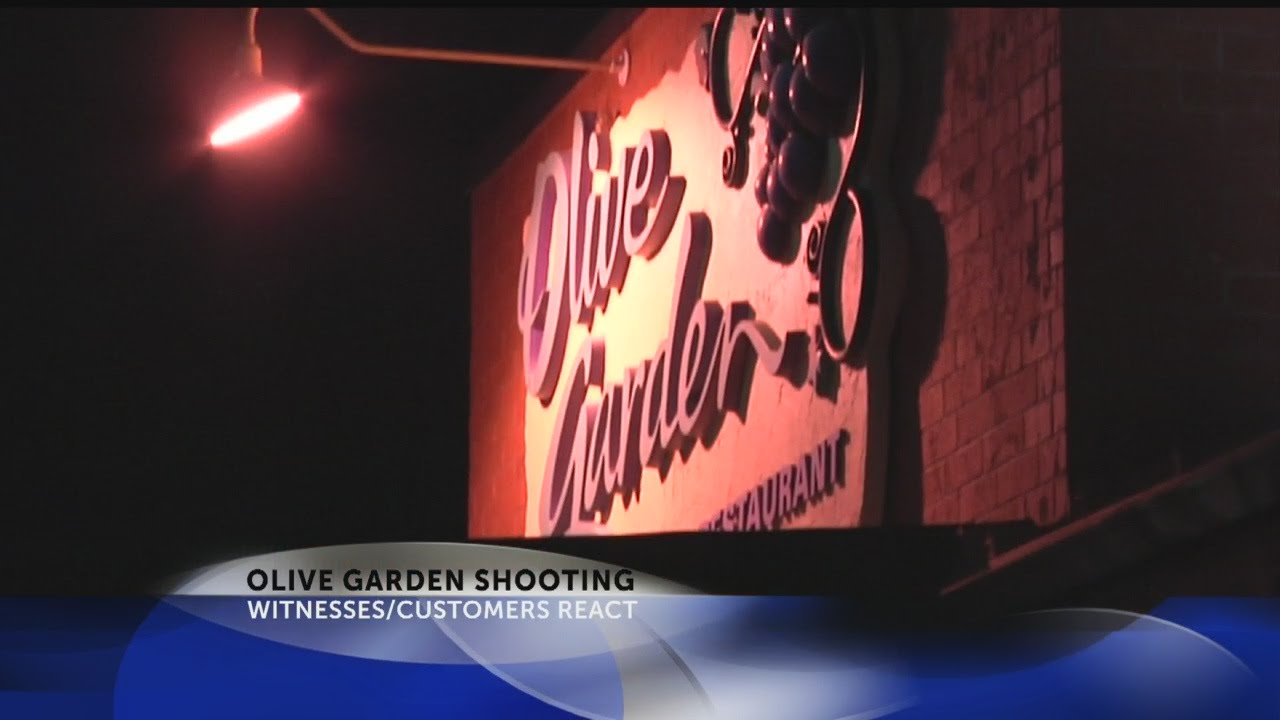 Man Shot In N Charleston Olive Garden Parking Lot Youtube