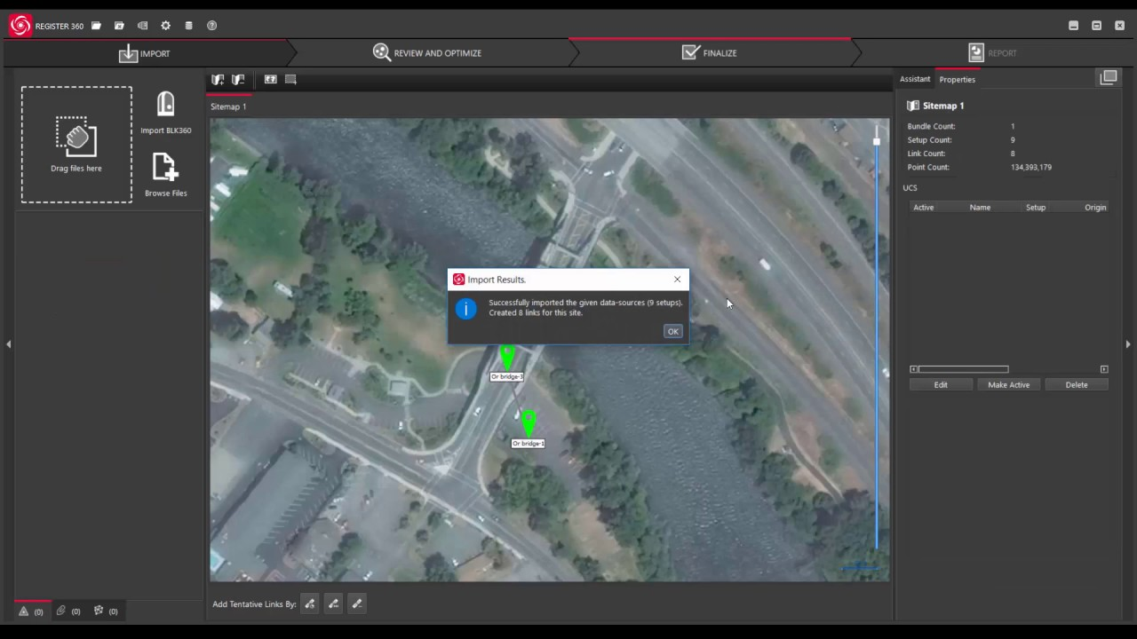 leica cyclone register 360 drag drop done youtube rh youtube com Leica TruView Leica ScanStation