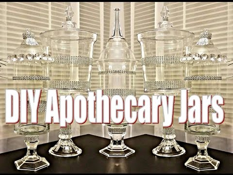 dollar-tree-diy-apothecary-jars-(using-95%dollar-tree-items)