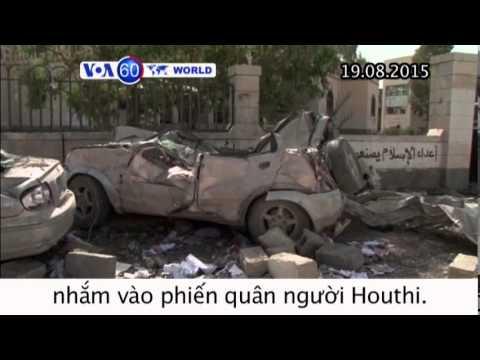 Thái Lan tiếp tục tìm kiếm nghi phạm trong vụ đánh bom Bangkok (VOA60)