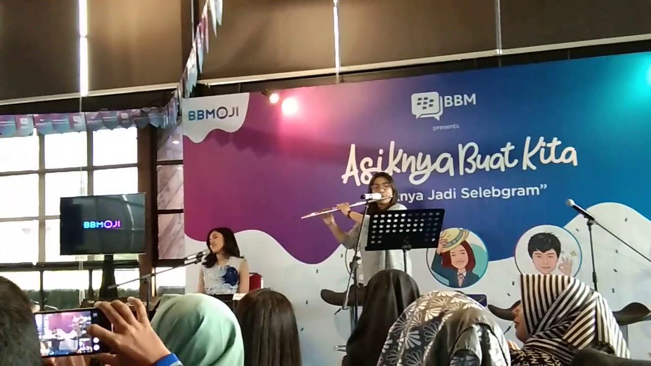 Ify Alyssa - Wind Live on #AsiknyaBuatKitaBGR ( @ifyalyssa )