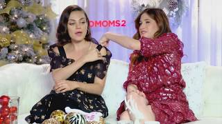 top billing interviews mila kunis and kathryn hahn about bad moms 2