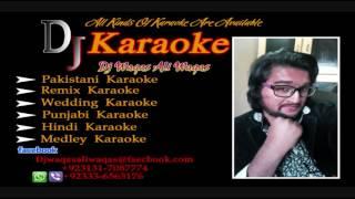 Haal e dil aaj hum Karaoke Masood Rana