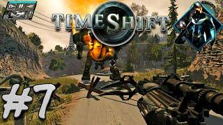 TimeShift - Мотокросс и битва с ОГРОМНЫМ РОБОТОМ - Прохождение №7