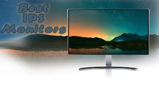 Best IPS Monitors 2018 | Best Monitors For Gaming And Graphic Design
