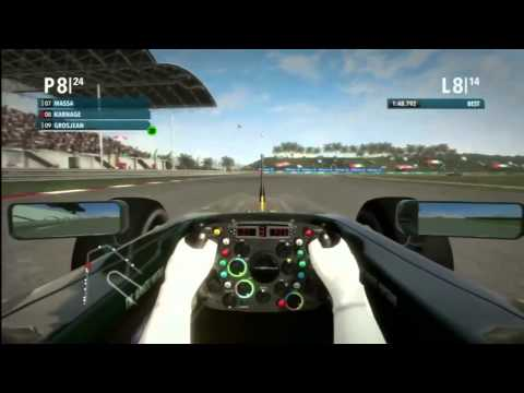 Classic Game Room   F1 2012 review part 1