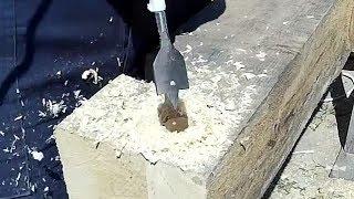 видео Нагели для бруса: крепление и сборка на нагеля