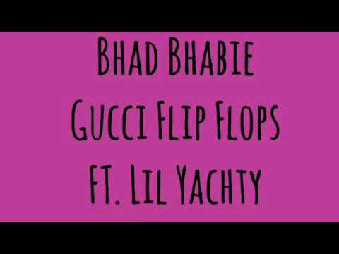 Gucci Flip Flops (CLEAN)