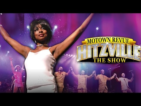 The best Motown Music Revue in Las Vegas - Hitzville The Show
