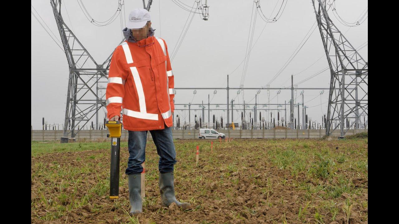 TUTO : Comment détecter un câble HTA Sous ligne THT ?