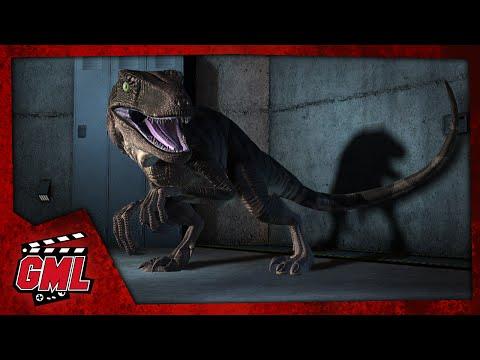 Jurassic Park The Game - Episode 3 complet - Film Français