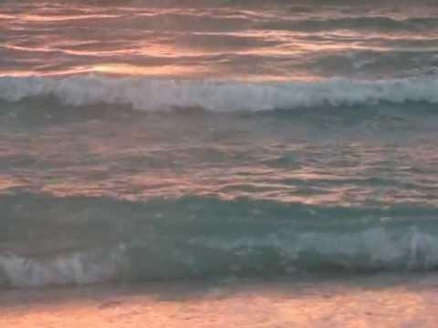 Sunset on Bradenton Beach