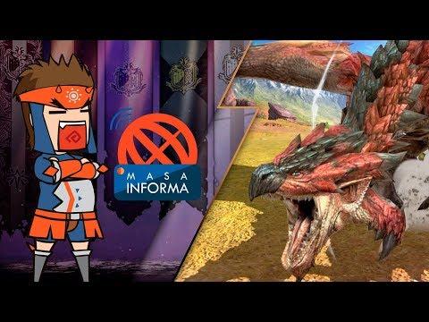 [Masa Informa] Monster Hunter - Gameplay de Rathalos en SMBU / Nueva Info Película Monster Hunter