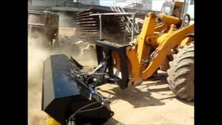 видео Навесное оборудование для экскаваторов