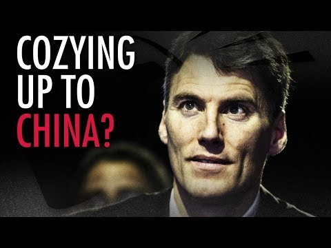 Secrecy surrounds Mayor Robertson's China trip
