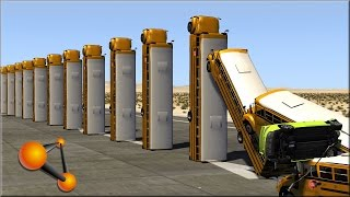 BeamNG Drive Stressed Out - Insanegaz