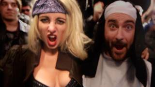 Lady Gaga - Judas PARODY!  Key Of Awesome #42 thumbnail