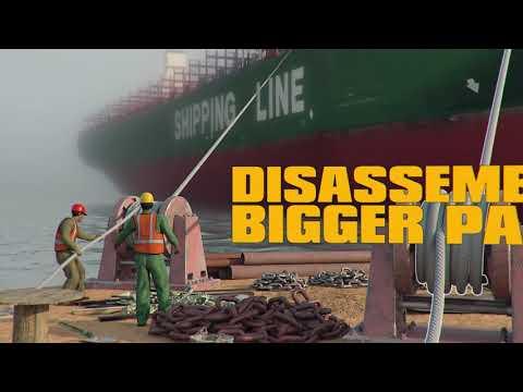 Ship Graveyard Simulator - Trailer