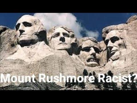 Mount Rushmore A Symbol Of Racism? By: Joseph Armendariz
