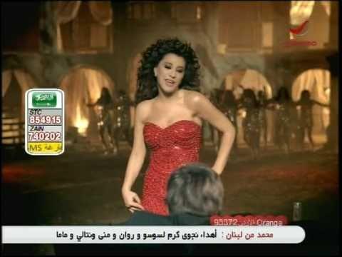 Najwa  Karam 2011 Lash8ad Habbak New Video  Clip