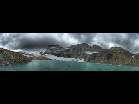 Hiking Glacier National Park Montana - A travel video many glacier 2015 Grinnell glacier trail