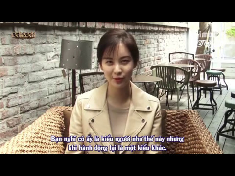 [VIETSUB] [STQPvn] SeoHyun - MBC 'Thief' Photoshoot Making Film & 1st Interview