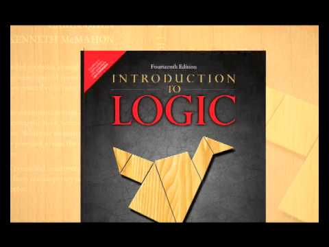 Introduction To Logic 14th Edition By Pearson Youtube