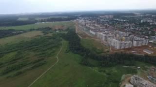 видео ЖК «Палитра» в Нахабино