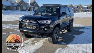 2021 4RUNNER Venture - Tacoma Town Build