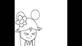 Ami has Yoshi in herO o