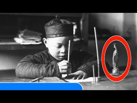 25 RARE Historical Photos from China in 1900 YOU NEED TO SEE!!!