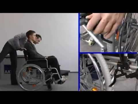 Movilino die innovative schiebe und bremshilfe f r ihr - Rampe bauen fur rollstuhl ...