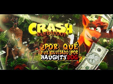¿Por qué Naughty Dog no hizo más juegos de Crash Bandicoot?