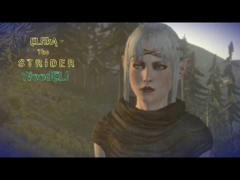 Dragon's Dogma: Dark Arisen | STRiDER Solo/Hard mode run (3) a WOOD ELF Roleplay Playthrough PS4