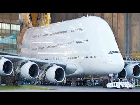 15 Most Incredible Airplanes In The World