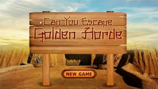 Can You Escape Golden Horde - 5 ngames