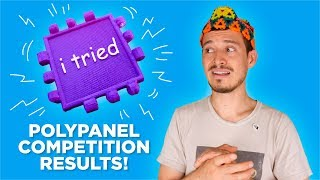 Polypanel Competition Results!
