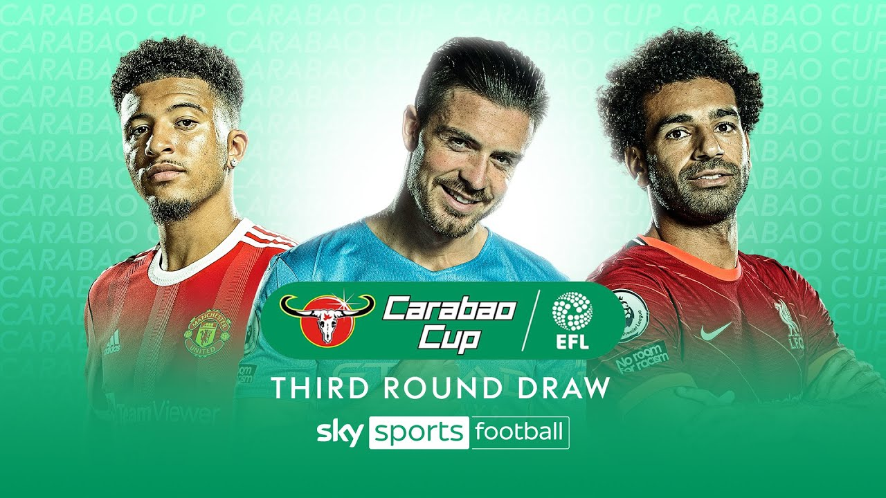 Carabao Cup Quarter-Final Draw Details: Date & Time, Chelsea Ball ...