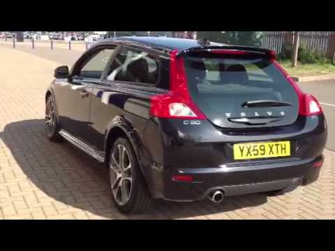 used volvo c30 2 0d r design yx59xth youtube. Black Bedroom Furniture Sets. Home Design Ideas