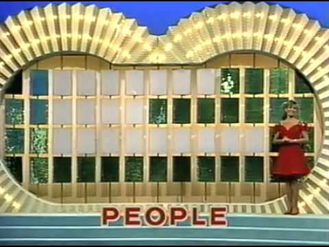 old wheel of fortune