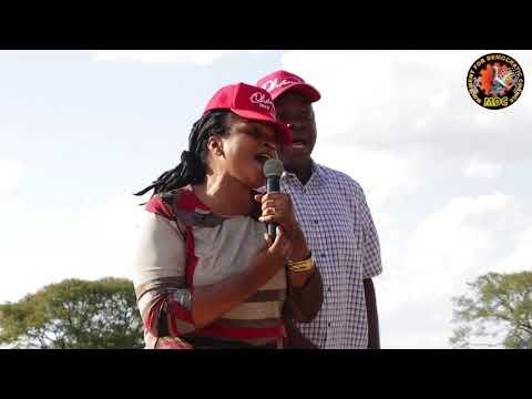 MDC Alliance Rally - Maboleni Business Centre, Vungu