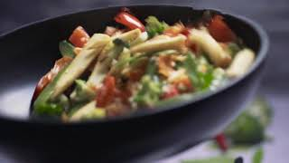 Sky shopping recipes - wok