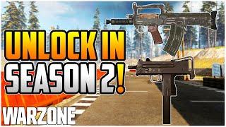 How To Unlock Tнe Groza & Mac-10 In Warzone Season 2