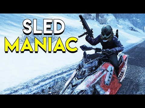 SLED MANIAC! - Ring of Elysium (RoE)